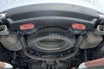 Запасное колесо у Mazda CX-9 ничем не защищено.