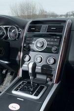 Центральная консоль в Mazda CX-9