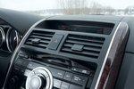 Информационный дисплей и вентиляционные отверстия в Mazda CX-9