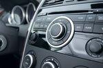 Пульт управления аудиосистемой в Mazda CX-9