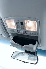 Лампы освещения для водителя и переднего пассажира в Mazda CX-9