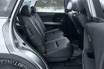 Второй ряд сидений на Mazda CX-9