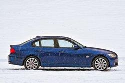 В роли дорогого: BMW 320d xDrive (электронная система xDrive)