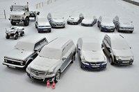 Немцы выясняют, кто станет снежным королем