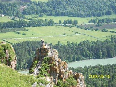 Обзорная экскурсия по Горному Алтаю 11-16 июня 2008 года.