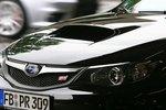Благодаря меньшей разнице между передаточными числами 6-скоростной коробки Subaru она на секунду быстрее разгоняется до 200 км/час, но она лишается лидерства на последней передаче.