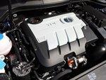 С системой Common-Rail двигатель VW-TDI работает значительно грамотнее.