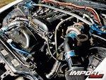 SR20DET под капотом Nissan Silvia