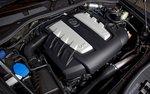Двигатель Volkswagen Touareg TDI.