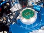 Крышка на маслозаливную горловину от ARC в Honda Civic