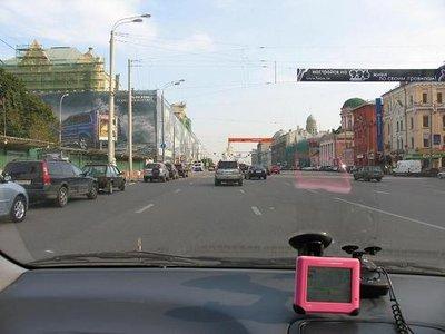 Красноярск — Москва — Питер на Toyota Ipsum.
