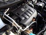 Под капотом установлен 2-литровый 4-цилиндровый двигатель мощностью 141 л.с.