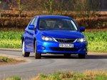 Subaru Impreza появилась на рынке относительно недавно.