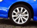 Размер колес Subaru 205/50 R17.