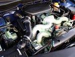 По традиции Subaru оборудована оппозитным 2-литровым мотором мощностью 150 л.с.