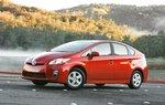 Наш Prius оснащен 15-дюймовыми колесными дисками, но можно заказать и 17-дюймовые, если очень хочется.
