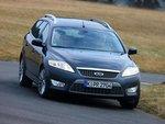 Ford Mondeo с заметной радостью врывается в повороты.