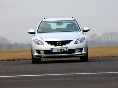 Mazda6 Sport Kombi 2.2 CD