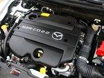 163-сильный мотор Mazda является самым мощным двигателем среди участников.