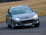 Спортивный стиль вождения не отличает Peugeot.