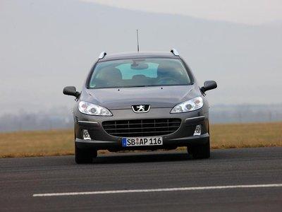 Peugeot 407 SW HDi FAP 140