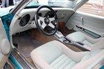 Салон Chevrolet Corvette Stingray