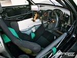 Интерьер Mazda FD3S RX-7