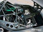 Задняя часть многофункционального каркаса безопасности Mazda FD3S RX-7