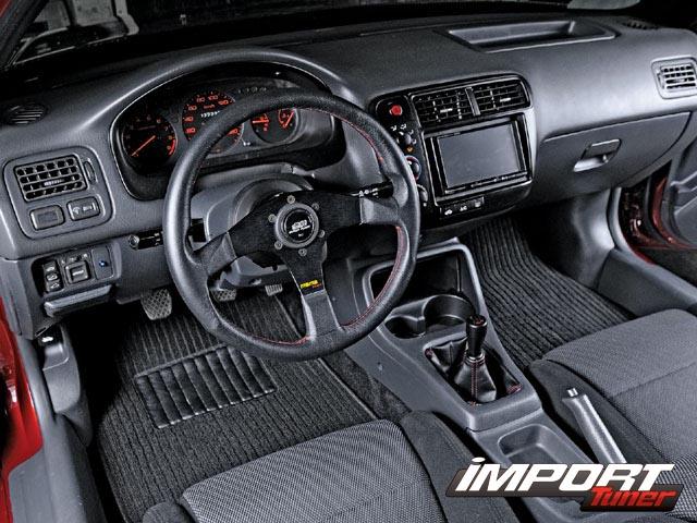 Honda civic ex 1996 - 1996 honda civic hatchback interior ...