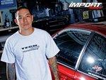 Райан Накамура, владелец Honda Civic EX
