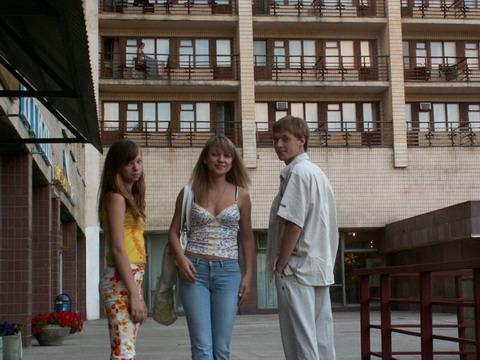 Гостиница «Турист», 2006 год.