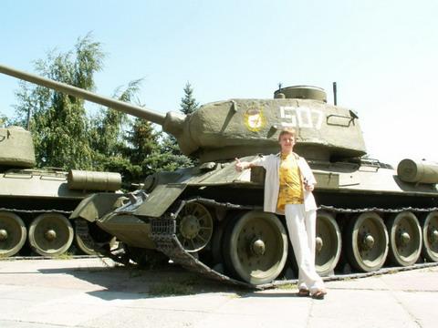 Панорама Сталинградской битвы, 2006 год.