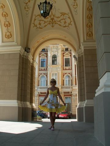 Автопробег Екатеринбург — Одесса на стареньком «Спринтере».