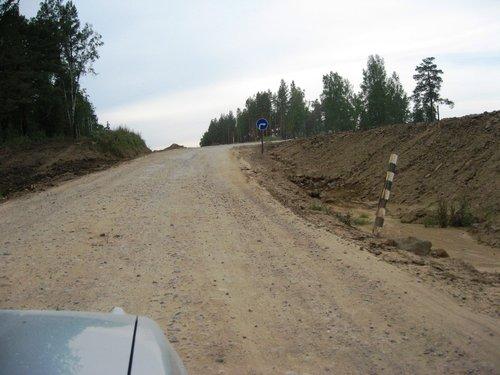 Владивосток — Москва на Nissan X-Trail, июль 2008 года.