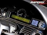 Nissan 180SX, панель приборов