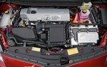Моторный отсек Toyota Prius