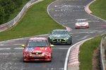 Honda Civiс Type-R, Aston Martin Vantage и Porsche 911