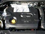 Совершенство и мощность: 3,5-литровый двигатель V6 в Renault.
