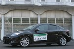 Mazda Axela с системой i-stop