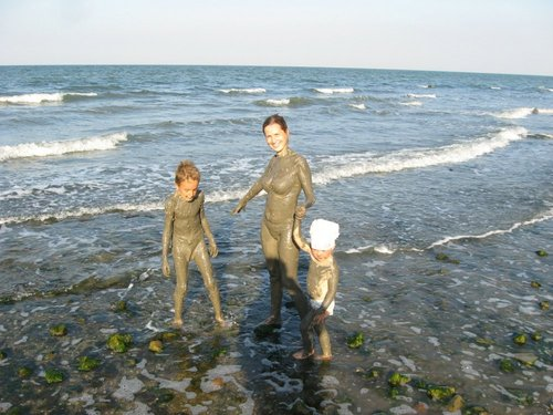 Путешествие на Азовское море на Nissan Expert.
