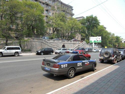 Путешествие Владивосток — Москва, июнь 2009 года