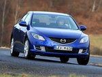 Проворная Mazda6 при выключенной...