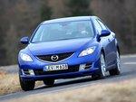 В сравнительном тесте Mazda6 демонстрирует наибольший...