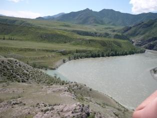 Путешествие на Горный Алтай, июнь 2009 года
