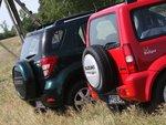 Daihatsu Terios против Suzuki Jimny