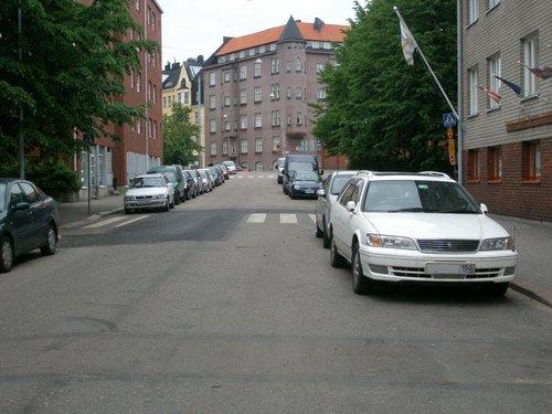 Поездка в Финляндию на Toyota Mark II за финтяжметом.