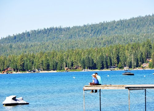 an analysis of lake tahoe by leslie watson ellingson