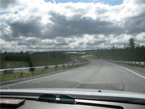 Омск — Ханты — Приобье и обратно на Toyota Windom.