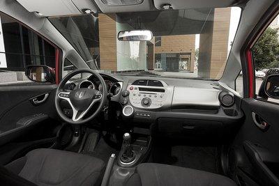 Honda Jazz на тест-драйве Drom.ru