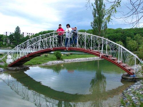 Озеро в Железноводске.